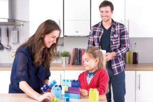 Worcester Greenstar Gas Boiler Family 2